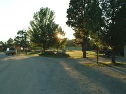 RV Campground entry