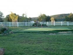 RV Campground golf